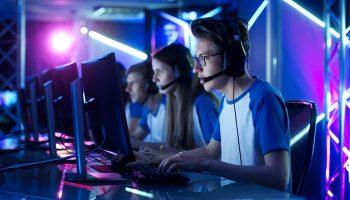 E-sport event for børn